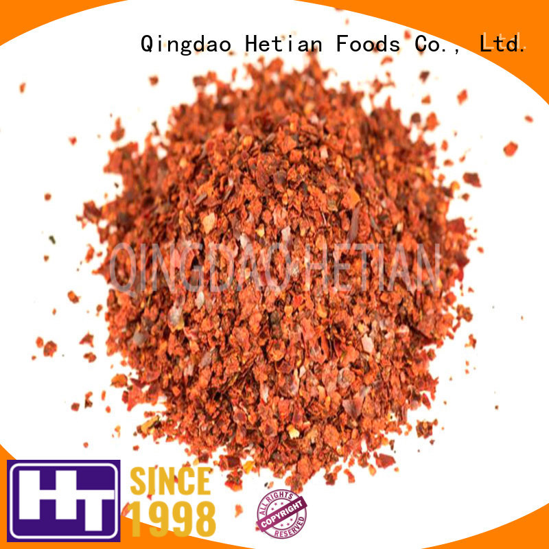 safe crushed chilli directly sale for hotel