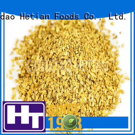 Hetian healthy ginger powder directly sale for hotel