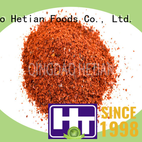 natural red paprika powder on sale for wedding Hetian