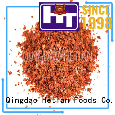 good quality crushed chili pepper factory price for hotel