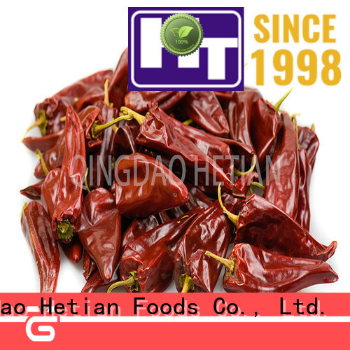 safe crushed chilli factory price for cafe shop