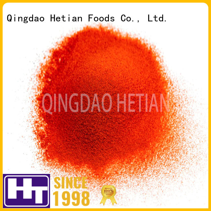 Hetian quality chilli spices factory price for restaurant