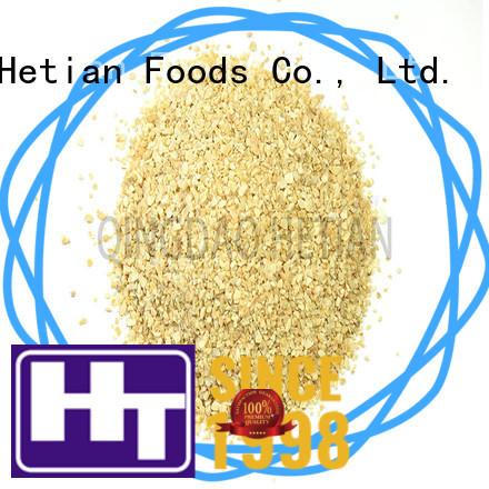 Hetian healthy dried garlic granules wholesale for hotel
