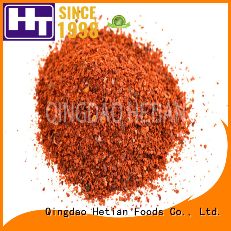Hetian paprika spices from China for dining