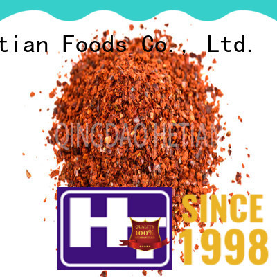 good quality crushed chilli factory price for restaurant