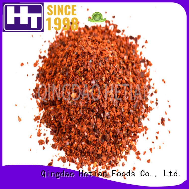 large chilli powder manufacturers c3 for hotel Hetian