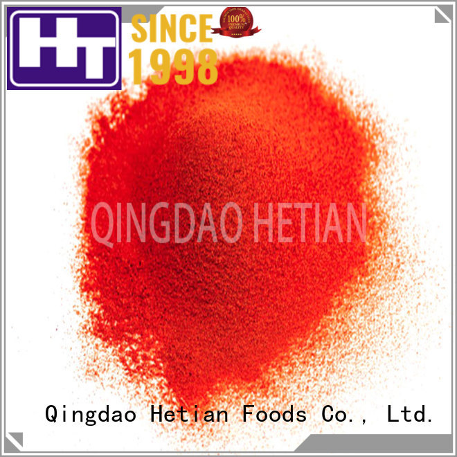 Hetian safe crushed peppers directly sale for home