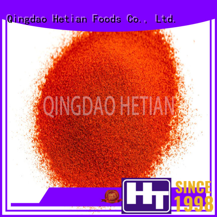 high quality dried paprika manufacturer for dining