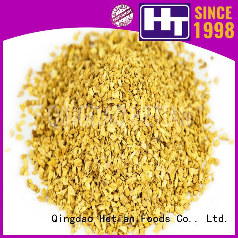 Hetian ginger granules wholesale for restaurant
