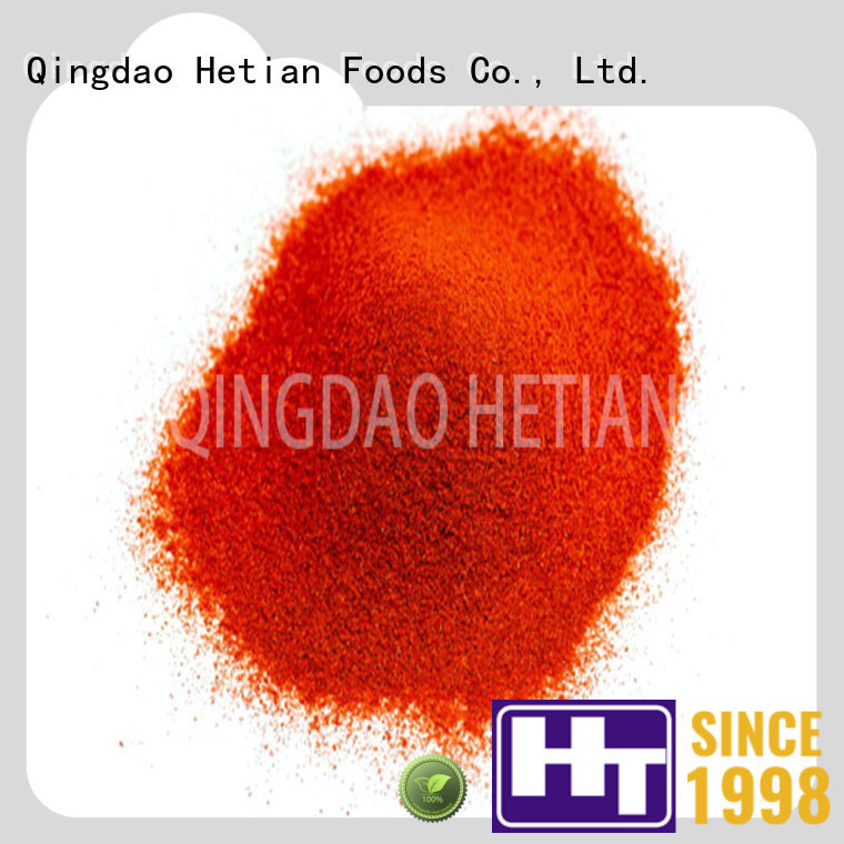 natural crushed paprika from China for food