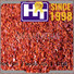 natural dried red pepper flakes wholesale for hotel