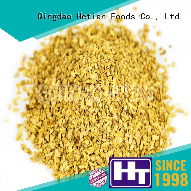 Hetian ginger granules manufacturer for restaurant