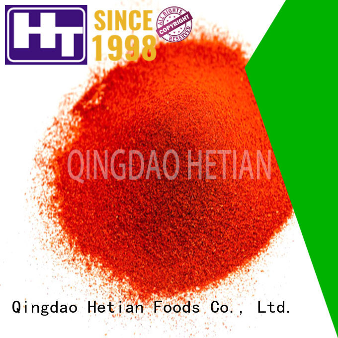 Hetian natural dried paprika promotion for party