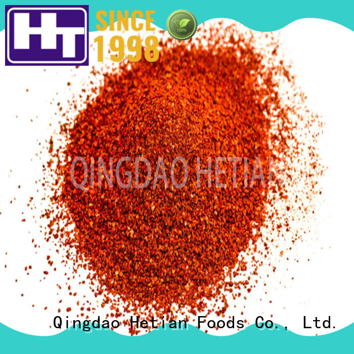 good quality pepper flakes factory price for home
