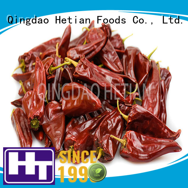Hetian chile flakes directly sale for cafe shop