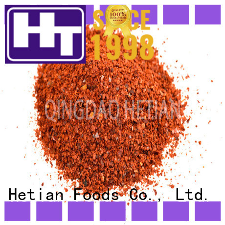 Hetian paprika flakes from China for wedding