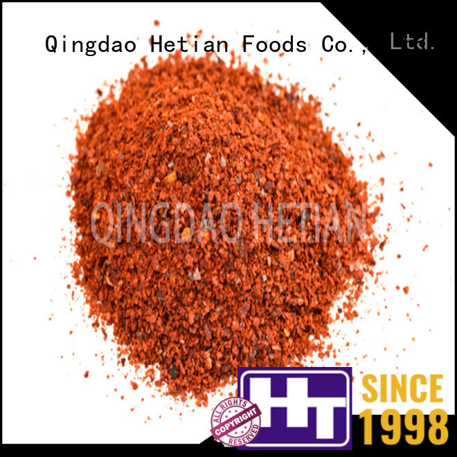 organic paprika powder promotion for party