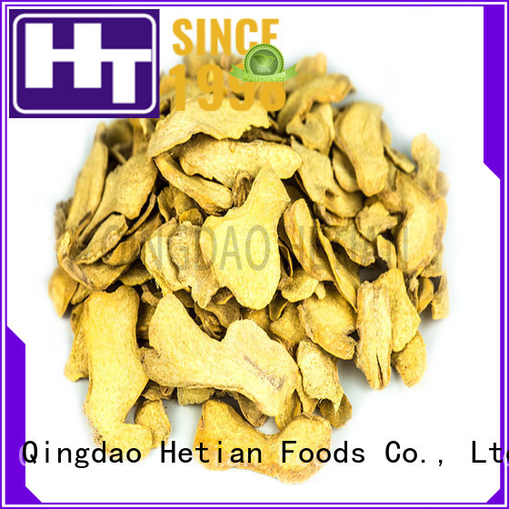 Hetian good quality whole dried ginger directly sale for home