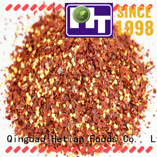 good quality dried crushed red pepper factory price for restaurant