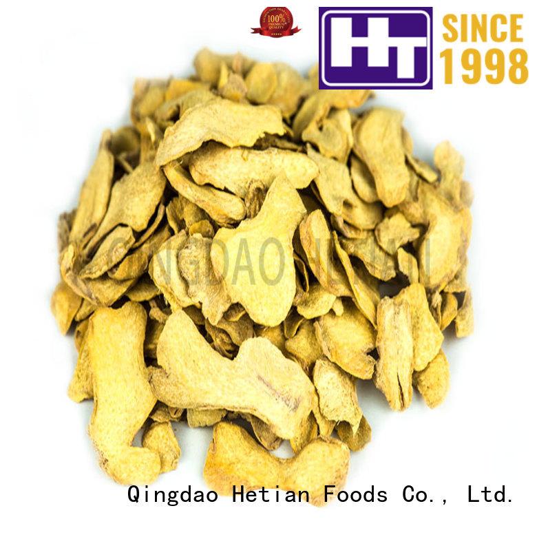 Hetian tasty dry ginger powder manufacturer for shop