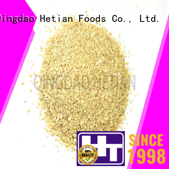 Hetian healthy garlic powder wholesale for hotel