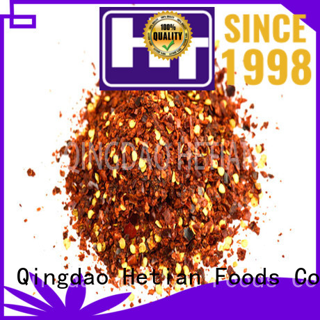 chili dried red pepper flakes f1 for cafe shop Hetian