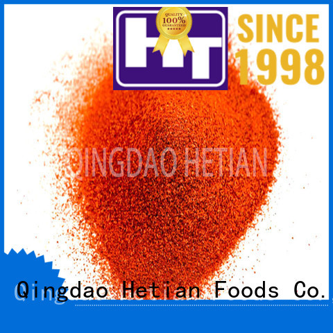 organic paprika flakes from China for food