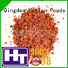 Hetian good quality crushed chili flakes directly sale for restaurant
