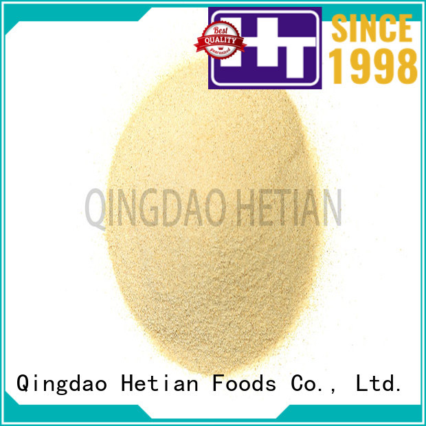 Hetian natural garlic spices manufacturer for restaurant