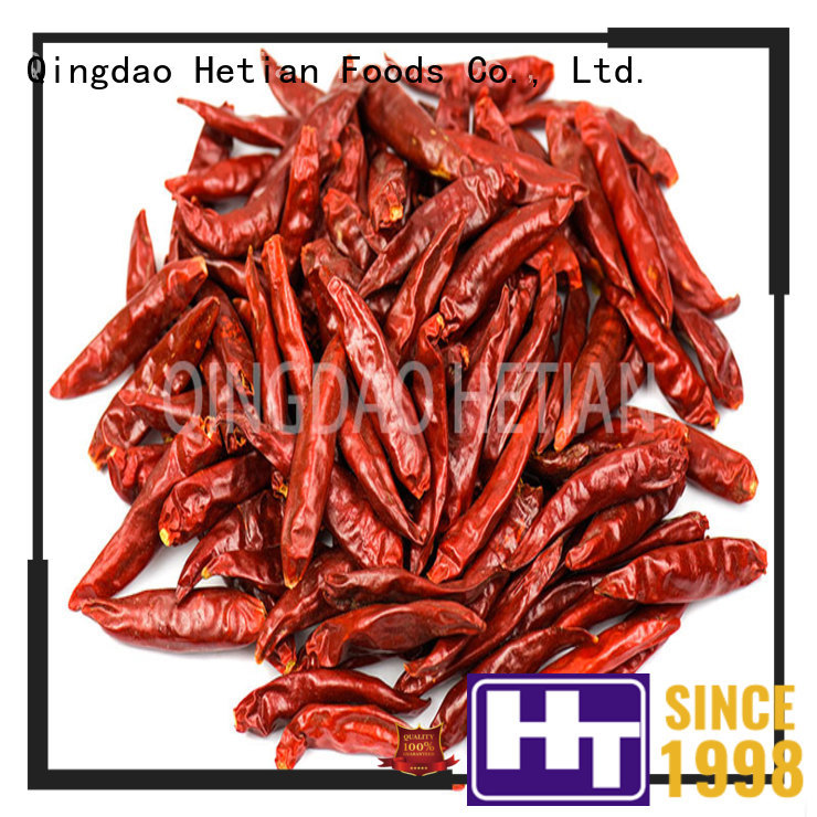 Hetian chili pepper powder directly sale for hotel