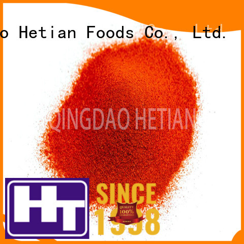 Hetian paprika spices promotion for party