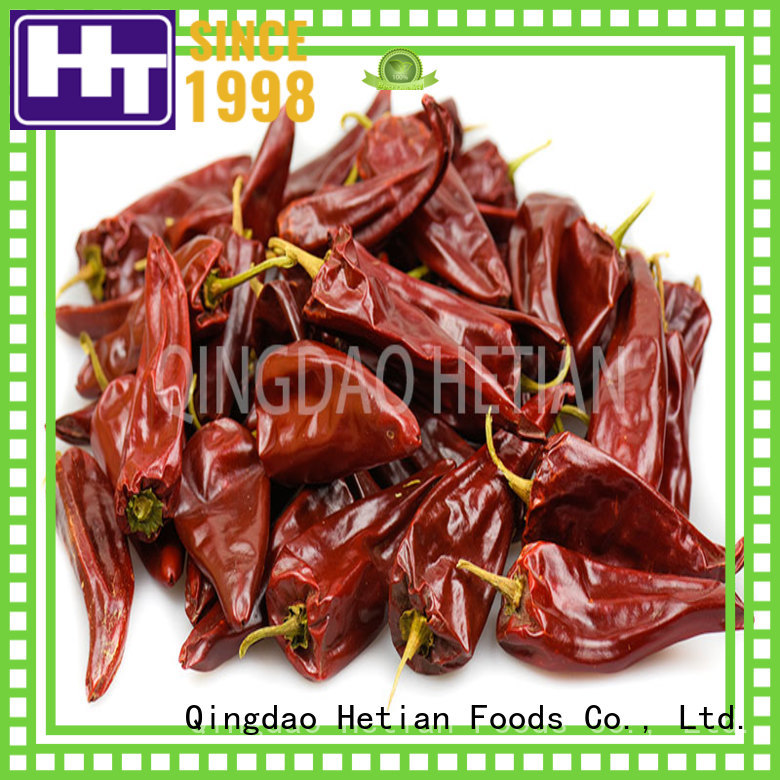chili pepper flakes directly sale for cafe shop Hetian