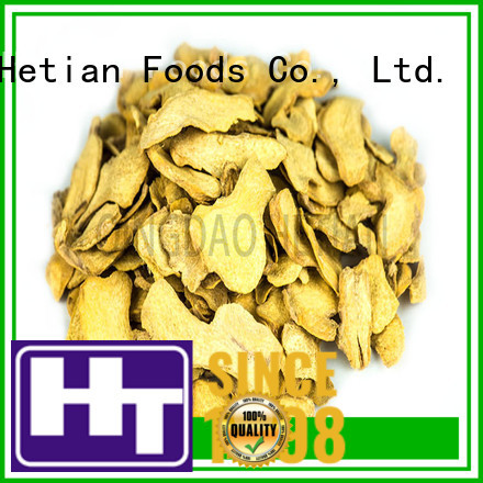 Hetian natural ginger flakes directly sale for shop