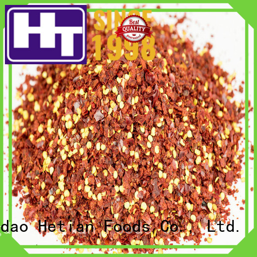 Hetian healthy seasoning directly sale for cafe shop