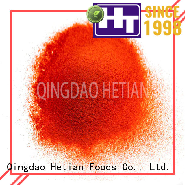 Hetian dried peppers supplier for cafe shop