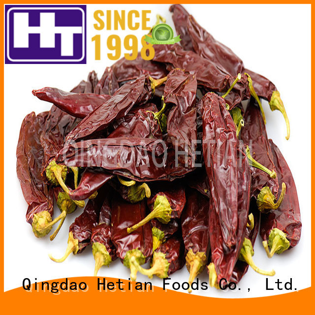 Hetian organic paprika powder from China for food