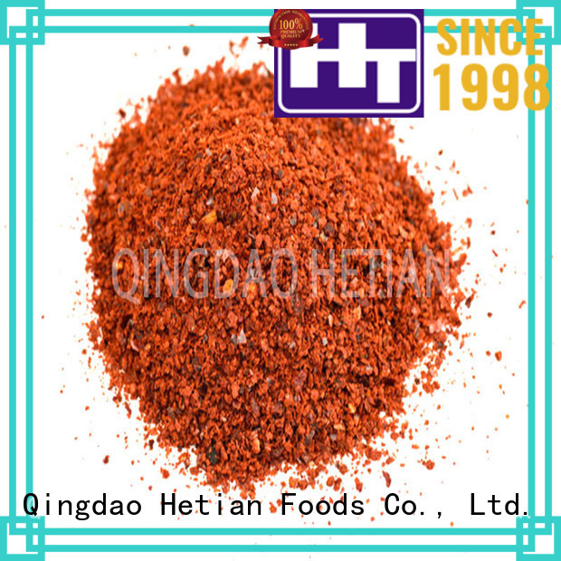 Hetian paprika spices from China for party