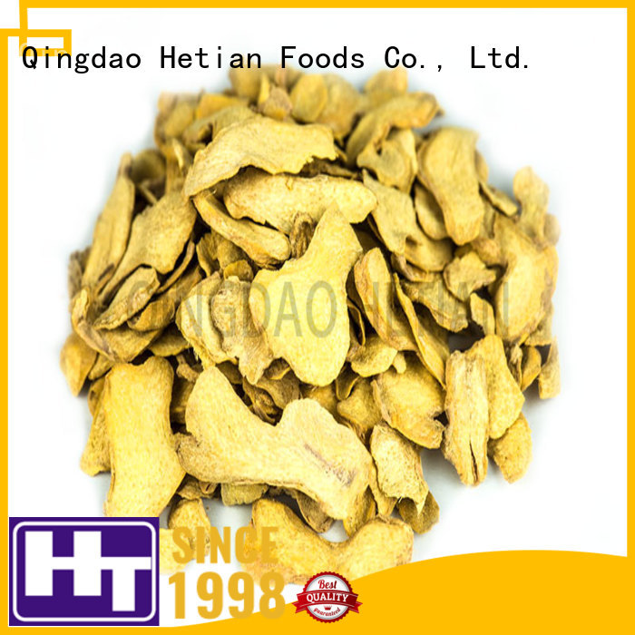 Hetian tasty dry ginger powder directly sale for hotel