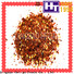 natural crushed chili pepper supplier for restaurant