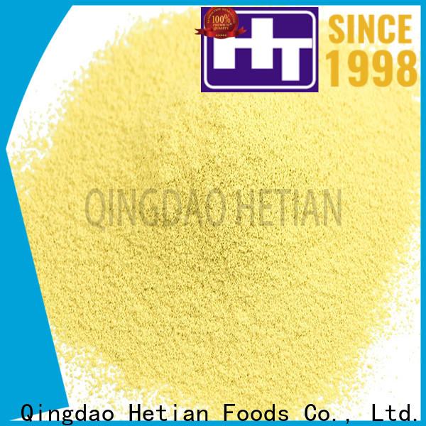Hetian ginger granules directly sale for shop