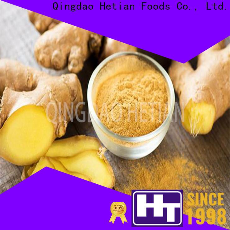 tasty ginger granules manufacturer for hotel