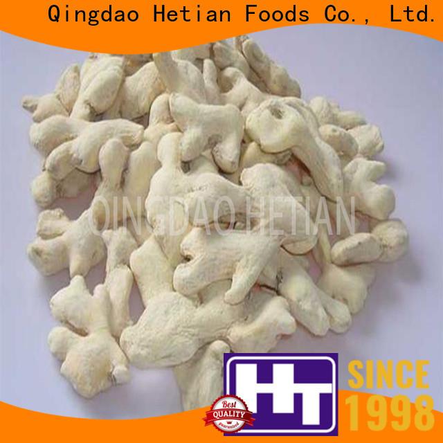 Hetian tasty dry ginger powder manufacturer for restaurant