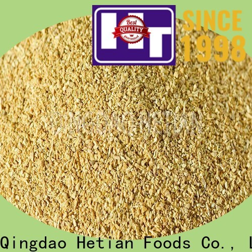 Hetian ginger powder supplier for restaurant