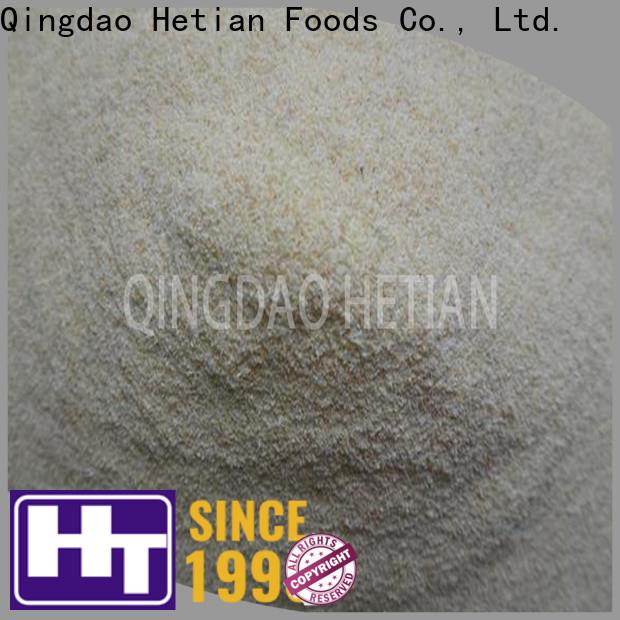 Hetian dry garlic powder wholesale for shop