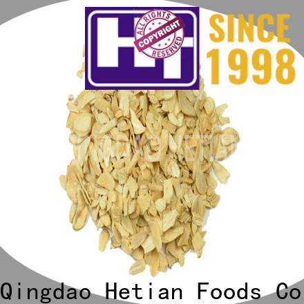 Hetian granulated garlic manufacturer for hotel
