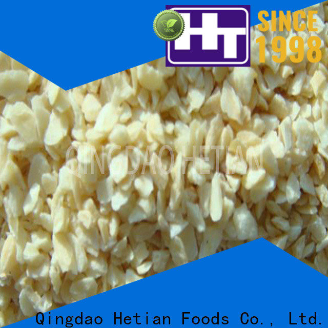 healthy dried garlic flakes wholesale for hotel