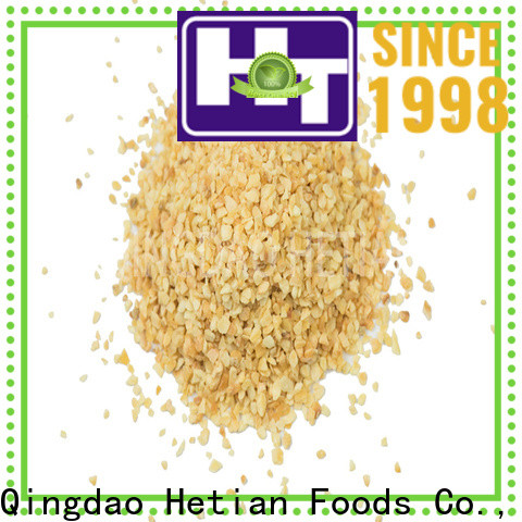healthy garlic granules wholesale for hotel