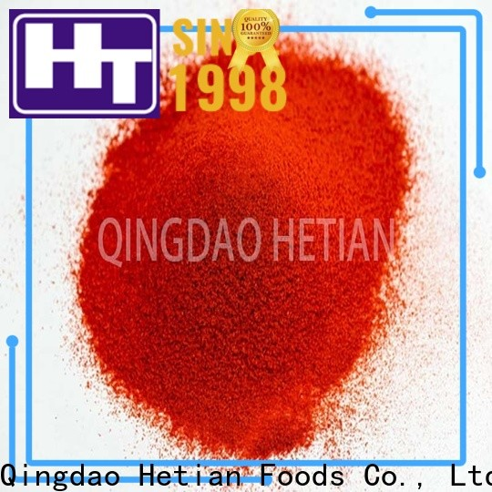 Hetian paprika powder from China for party