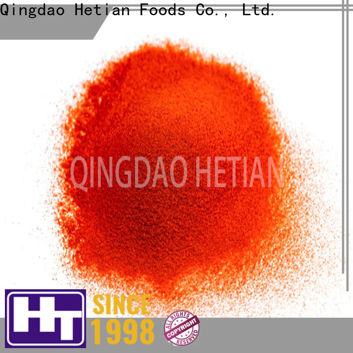 Hetian dried chili peppers factory price for home
