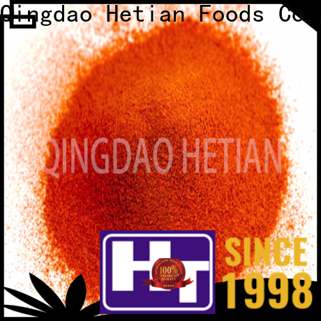 healthy chili pepper powder factory price for hotel